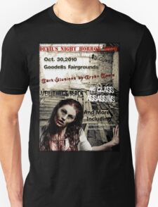 Devil's Night Horror Show T-shirt T-Shirt