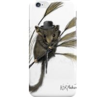 Mouse Chap iPhone Case/Skin