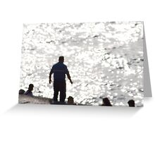 Mediterranea Shared & Divided project Greeting Card