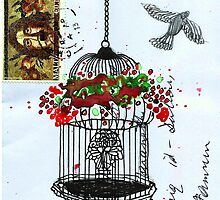 Let there be freedom by Mariam Mifsud De Giorgio