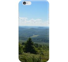 West Virginia Skyline iPhone Case/Skin