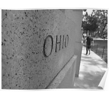 WWII the men from Ohio Poster