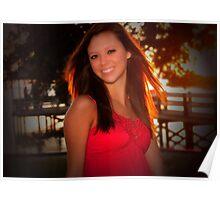Senior Portrait Sesson XVI Poster