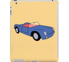 Porsche Spyder iPad Case/Skin