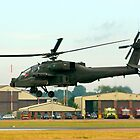 Apache Helicopter by DonMc