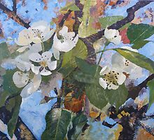 Pear Blossom by Marie Edlin