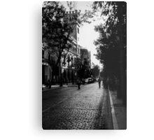 Streets of Seville, Spain  Metal Print