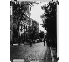 Streets of Seville, Spain  iPad Case/Skin