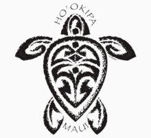 Tribal Honu Ho'okipa, Maui Kids Clothes