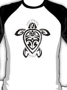 Tribal Honu Ho'okipa, Maui T-Shirt
