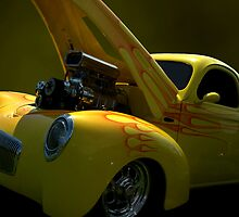 1941 Willys Pro Street Dragster by TeeMack
