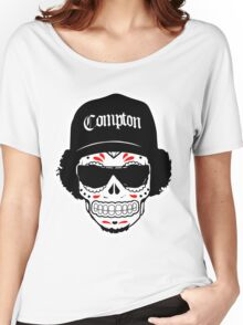 Eazy E: Straight Outta Redbubble Women's Relaxed Fit T-Shirt