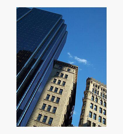 Boston, MA Photographic Print