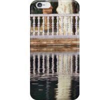 Fence On The Lake iPhone Case/Skin