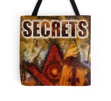 Secrets by Pierre Blanchard Tote Bag