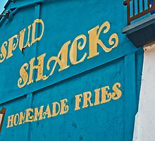 Spud Shack by James Cameron