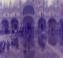 I Dream of Venice by Ed Bohon