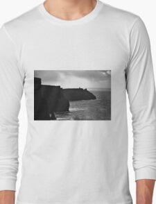 Ireland in Mono: Living A Fantasy Long Sleeve T-Shirt