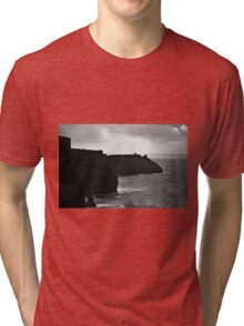 Ireland in Mono: Living A Fantasy Tri-blend T-Shirt