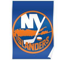 Islanders Poster