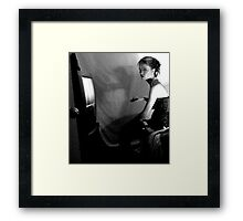 What She Does .... #2 Framed Print