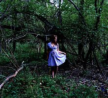 Emily in Wonderland.  by emerymills