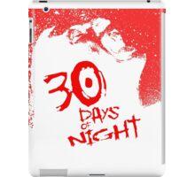 30 Days Till Sunrise. iPad Case/Skin
