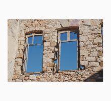 Old window on Halki One Piece - Long Sleeve