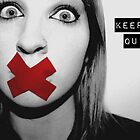 Keep Quiet by brookexx09