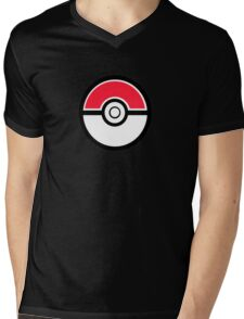 Pokemon Pokeball 1 Mens V-Neck T-Shirt