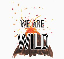 "Young Volcanoes- Fall Out Boy ""We Are Wild"" Design  Unisex T-Shirt"