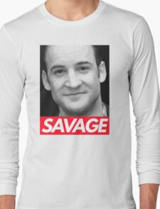Stay Savage Long Sleeve T-Shirt