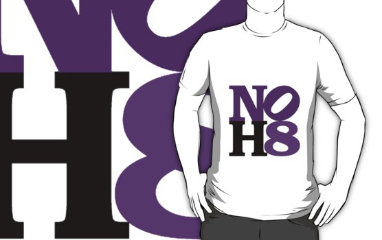 NO H8 by INTERACTION