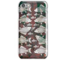 Many fishes. iPhone Case/Skin