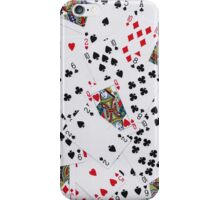 Deck of Cards  iPhone Case/Skin