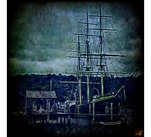 Mystic Antique Photographic Print