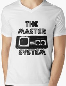 cool Sega Master system pad Tshirt  Mens V-Neck T-Shirt