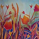 Three colours... by Marilia Martin