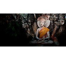 Thailand - Buddha Photographic Print