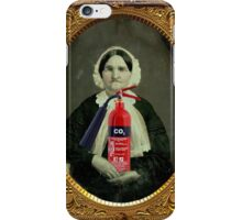 Aunt Tabby iPhone Case/Skin