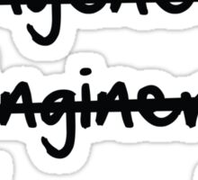 I'm Good With Math Sticker