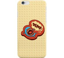 Drop Dead iPhone Case/Skin