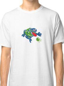 1960s odd ogg geek funny nerd Classic T-Shirt