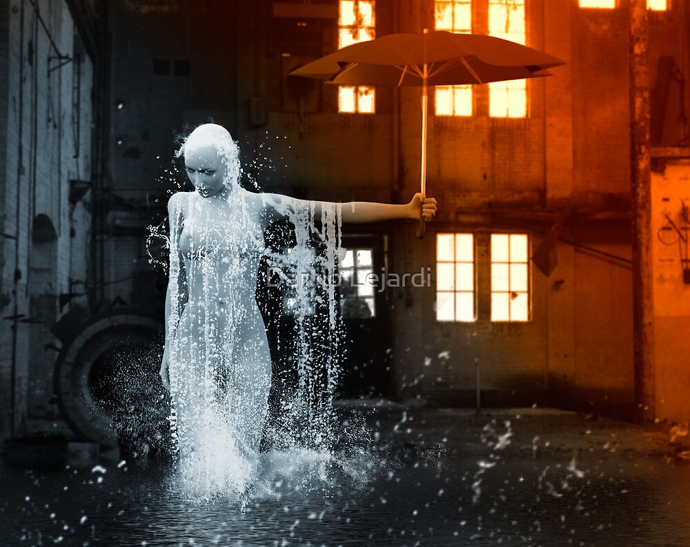 The Rain Inside by Danilo Lejardi