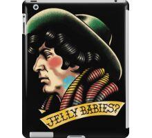 Tom Baker iPad Case/Skin