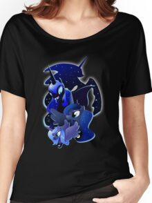 Princess Luna Women's Relaxed Fit T-Shirt