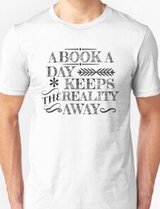 A book a day... Unisex T-Shirt