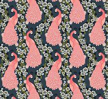 Peacock by Andrea Lauren  by Andrea Lauren