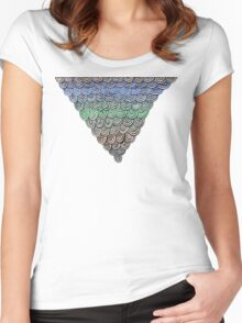 Fishskin Women's Fitted Scoop T-Shirt