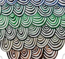Fishskin Sticker